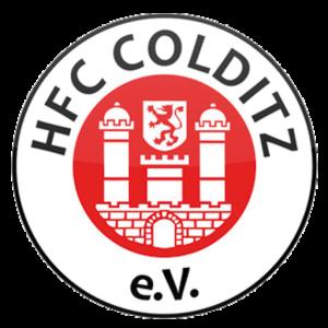 Das Wappen des HFC Colditz